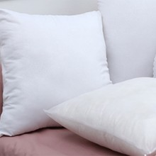 HOT White Head Pillow Filling for Sleeping Bed Sore Neck Square Cotton Filler Bedding Core Inner Cushion Pad