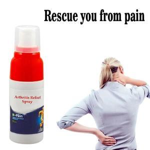 Image 4 - กระดูก Ling ปวดบรรเทาสเปรย์กล้ามเนื้อ Sprain เข่าปวดเอว Rheumatism โรคข้ออักเสบกลับไหล่สเปรย์ Tiger Orthopedic ปูนปลาสเตอร์