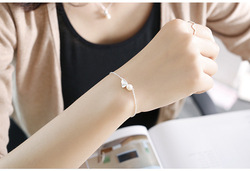 S925 стерлингового серебра корейская мода серебряные ювелирные изделия