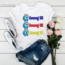 Новинка 2020 Лидер продаж женская футболка с забавным мультяшным