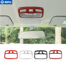 MOPAI Interior Mouldings for Jimny JB74 Car Roof Reading Light Lamp Decoration Cover for Suzuki Jimny 2019+ Accessories