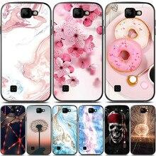 Cases Phone-Bags K100 Lg K3 Marble for K4 K5 K7 3G 4G Fashion Inkjet K120E LS450