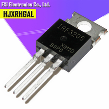 100 шт., IRF3205PBF IRF3205 TO 220 TO220 HEXFET MOSFET