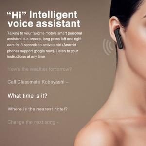 Image 4 - TWS אמיתי אלחוטי אוזניות Binaural סטריאו Bluetooth 5.0 אוזניות אלחוטי אוזניות עם LED תצוגת מקרה הסלולר