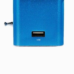 Image 5 - MoolポータブルTD V26 デジタルfmラジオ液晶ステレオスピーカーサポートミニtfカード