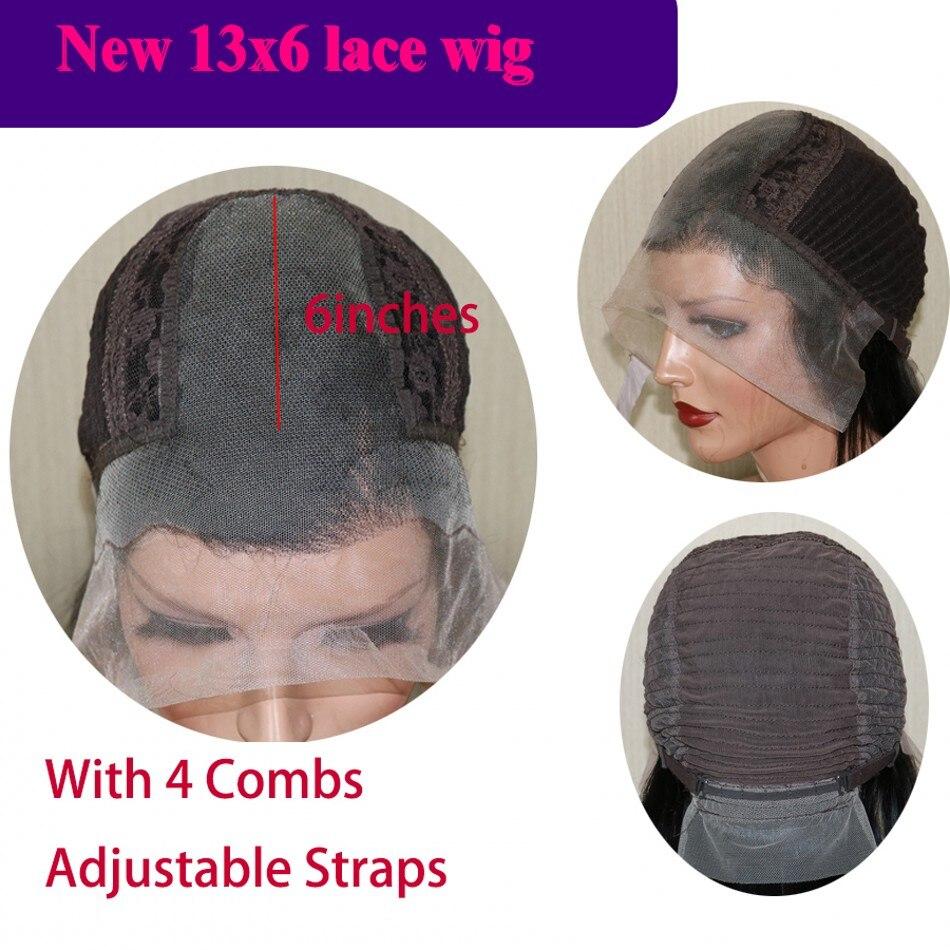 ondulado destaque remy cabelo humano 360 perucas 04