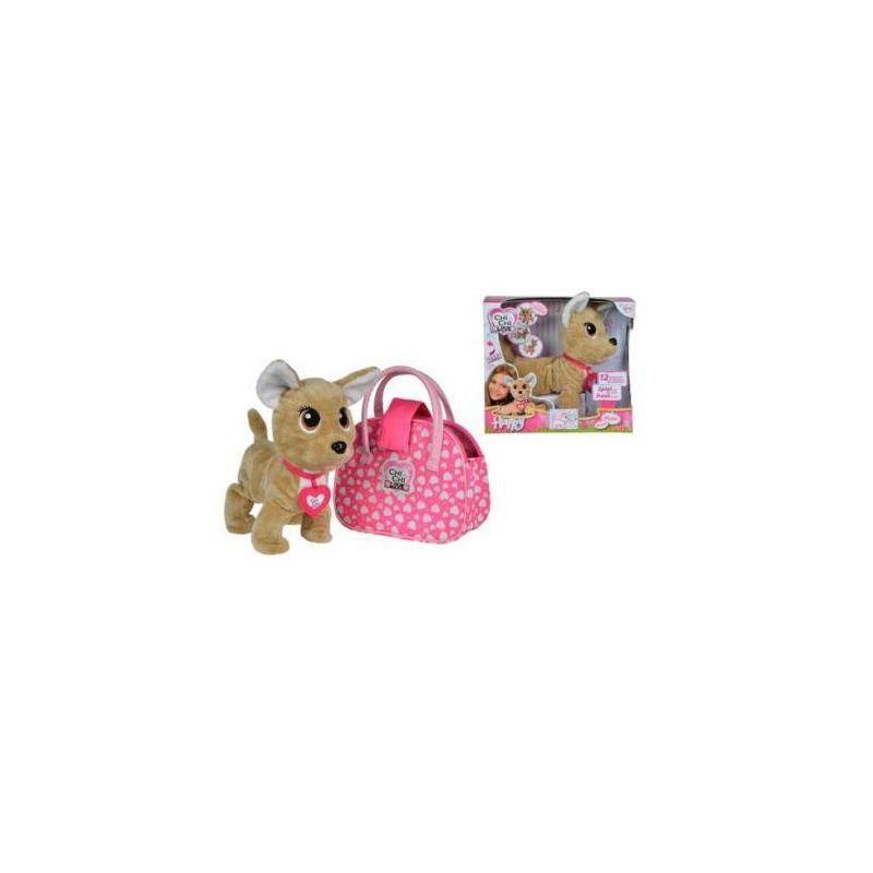 Plush Dog Chi Chi Love Happy Interactive Toy Store