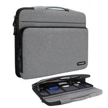 Laptop bag side pocket Sleeve Case Bag for Macbook 13 Pro New Retina 12 Cover Notebook Handbag 13.3/15.6