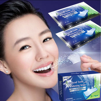 1pcs Dental Teeth Whitening Strip Tooth Whitening Strip Tooth Bleaching Whiter Whitestrips Set White Smaile Clinic image
