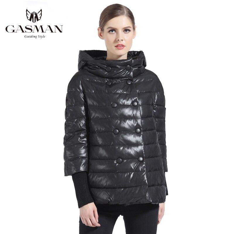 IOW Health 冬黒人女性のコートダウンファッションブランド女子ショートダウンジャケットコートパーカー女の子防風フグジャケット 2019
