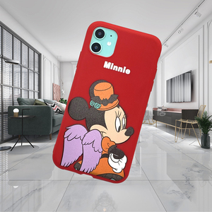 For iphone 11 case Mine Doll E