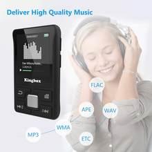 Mp3-плеер с сенсорным экраном, 8 ГБ, 1,5 дюйма, для спорта, шагомера, fm-радио, записи, видео, электронной книги