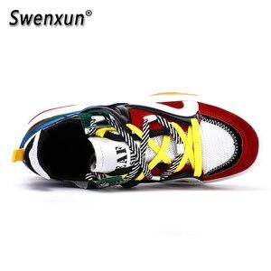 Image 3 - Модные кроссовки для мужчин и женщин, высококачественная повседневная обувь, Классическая Удобная Уличная обувь для женщин, Размеры 35 47