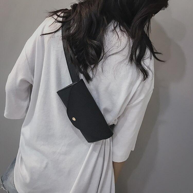 Women Crossbody Bag New Leather Shoulder Fashion Korean Style