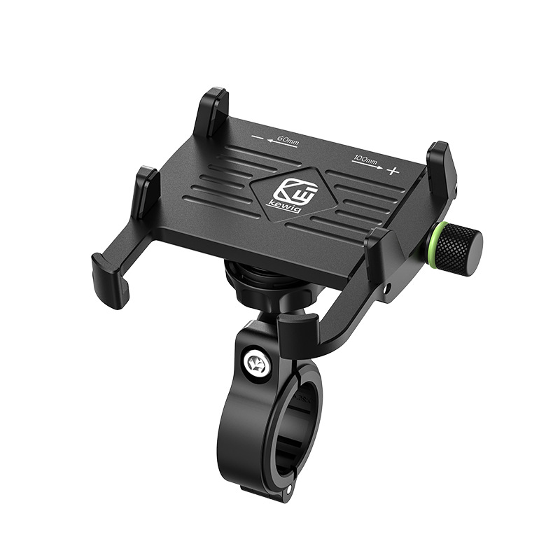 Mountain Bicycle Cellphone Holder Outdoor Cycling Bicycle Mobile Phone Fixing Bracket Mobile Phone Navigation Bracket Stable