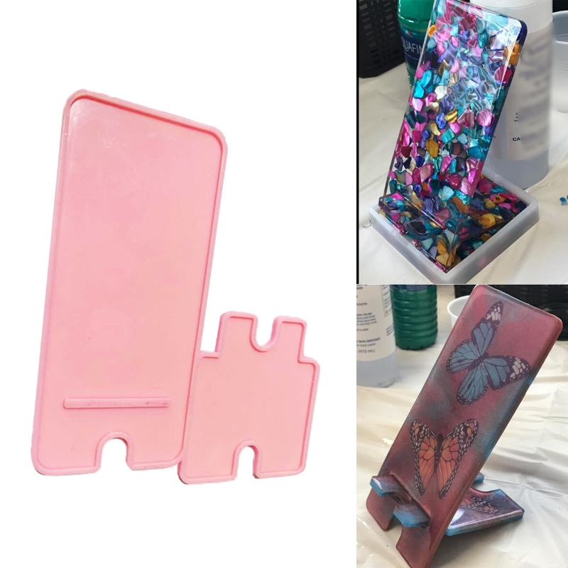 Phone Stand DIY Molds