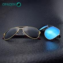Hot OPAQEN Men's Sunglasses Fashion Pilot Oversized Fishing
