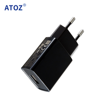 CE Certified 1 Port USB Charger Adapter 1A 5V Universal USB Plug for Charging for iPhone 7 6 X 8 7s 7s 5S Mobile Phone Chargers