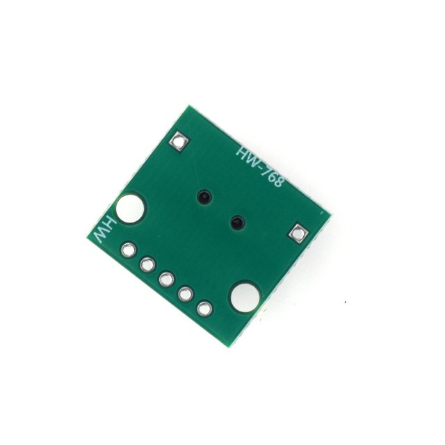 Hw-768 Adapter Board Usb To Dip Female Socket Mini-5p Patch To 2.54mm Straight Soldered Adapter Board 3