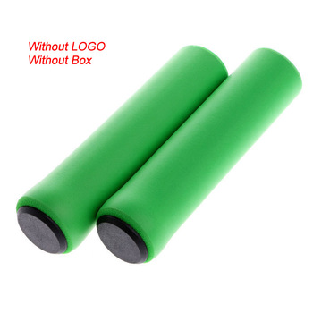 2PCS Silicone Cycling Bicycle Grips Mountain Road Bike MTB Handlebar Cover Grips Bicycle Accessories Anti-slip Bike Grip Cover 10
