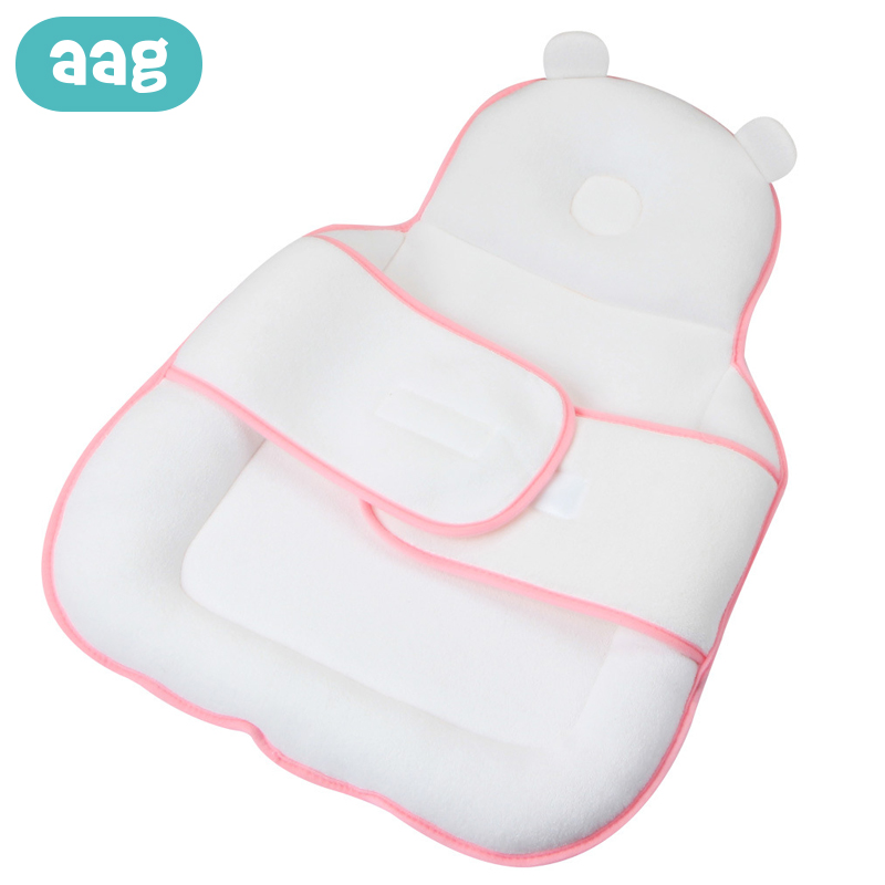 AAG Baby Bed Crib Travel Newborn Babynest Cot Cradle Infant Sleeping Support Pad Pillow Baby Nest Mattress Mat Beb Bumper
