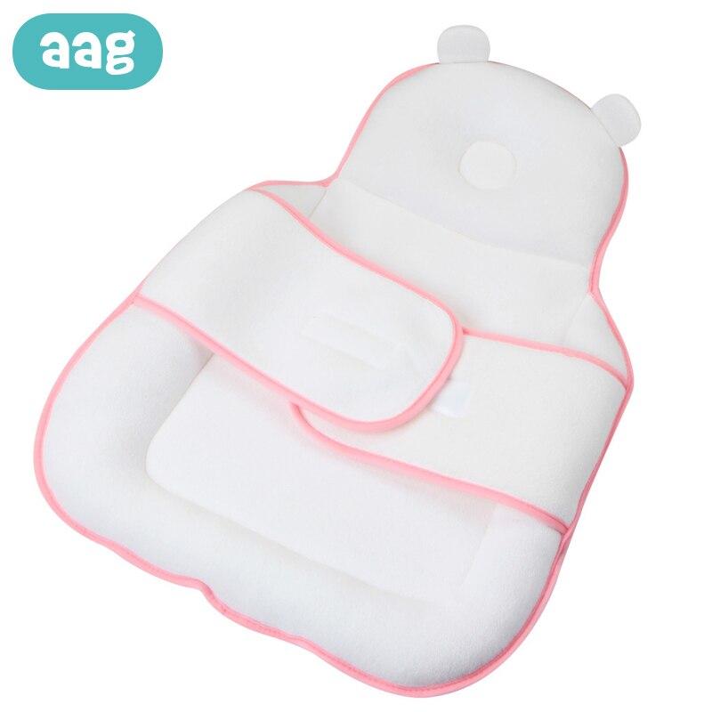 AAG Baby Bed Crib Travel Newborn Babynest Cot Cradle Infant Sleeping Support Pad Pillow Baby Nest Mattress Mat Beb Bumper