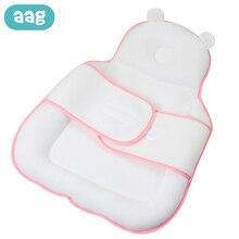 цена на AAG Baby Bed Crib Travel Newborn Babynest Cot Cradle Infant Sleeping Support Pad Pillow Baby Nest Mattress Mat Beb Bumper