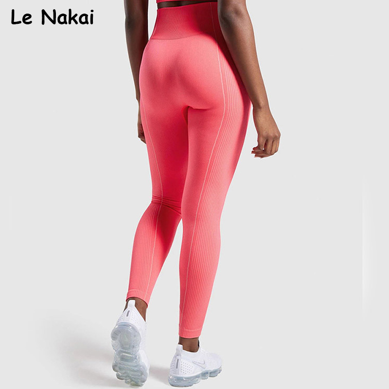 High waist seamless leggings for women fitness yoga legging workout gym leggings stretch yoga pants squat proof sport legging