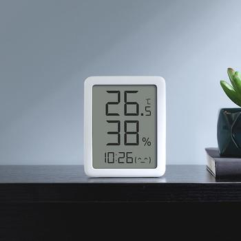 Youpin miaomiaoce MMC E-ink Screen LCD Large Digital display Thermometer Hygrometer Temperature Humidity Sensor from Youpin 3