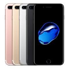 Apple iPhone 7 Plus, 3 Гб оперативной памяти, Оперативная память 32/128 ГБ/256 ГБ Встроенная память iOS 4 аппарат не привязан к оператору сотовой связи разблокированный сотовый телефон Quad-Core отпечатков пальцев 12MP чехол для телефона