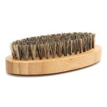Эко дружественных кабан щетины Для мужчин щетка для бритья Портативный