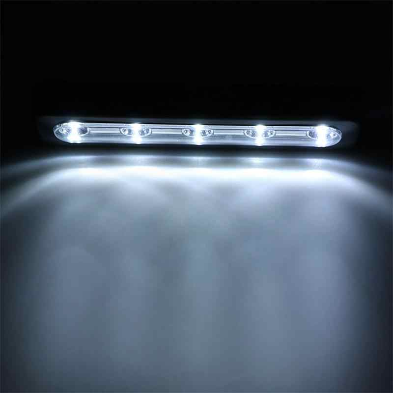 Мини 5 светодиодный светильник для шкафа с клейкой наклеивающаяся лампа для кухни шкаф для спальни ящик шкаф освещение для гардеробной
