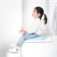 Xiaomi Kids Potty Seat Children'S Toilet Bowl Baby Toilet Training Seat Cute Potty Babies Urine Pot Comfortable Portable Potties