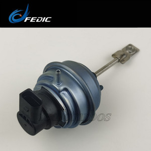 Image 4 - Turbocharger electronic actuator GT1446V 792290 Turbo wastegate for VW T5 Transporter 2.0TDI 62/75/103 Kw CAAA CAAB CAAC 2009