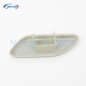 Image 3 - Koplampsproeiers Nozzle Cover Cap Voor Mazda 3 Axela Bk 2003 2004 2005 2006 2007 2008 5 Deur Front bumper Lamp Wasmachine Deksel