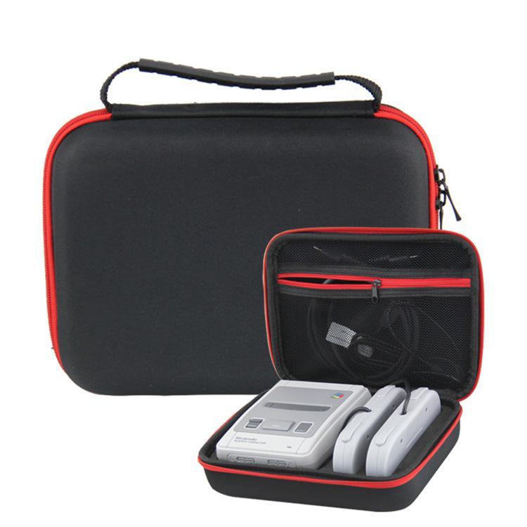 Shell Travel Carry Case for Retroflag / NESPi +2 Controller, Storage Bag for Nintend Super NES SNES Classic Mini Console r20(China)