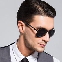 Classic Brand Pilot Polarized Sunglasses Men 2019 Vintage Oval Aviation Sun Glasses for Men Driving Shades Man UV400 Oculos Male все цены