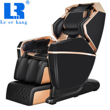 LEK 988J electric Super luxury 148CM SL Manipulator massage chair Full body home office multifunctional Zero Gravity chairs sofa(China)