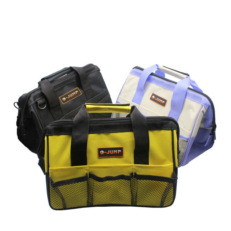 Tool Bag Electrician Tools Carpentry Hardware Repair Portable Storage Organizers Box Work Spanner Toolbox Kitbag Toolkit