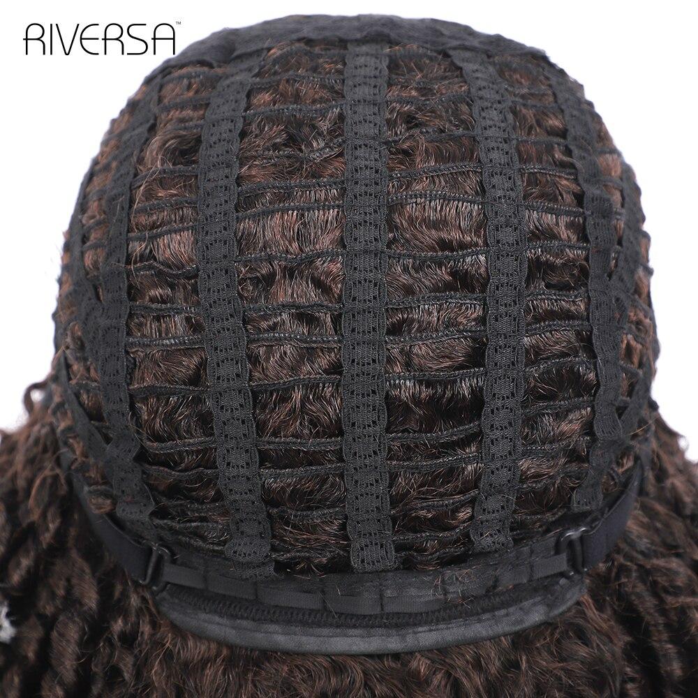 cabelo macio bouncy encaracolado curto perucas sintéticas