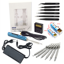 SQ001 Electric Soldering Iron Mini Portable 65W STM32 Solder Station Kit Welding Tool