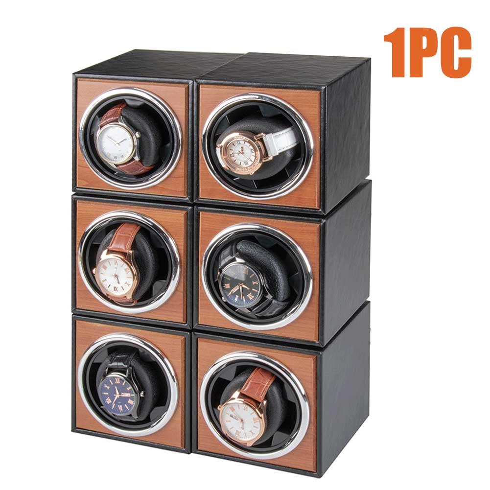 Accessories Universal 3 Rotation Mode Super Quiet Storage Organizer Professional Motor Shaker Home Single Watch Winder Repair