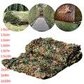 Охотничьи военные камуфляжные сетки 1,5x3 м/2x10 м, камуфляжные сетки для тренировок в лесу, камуфляжные накидки для автомобиля, тенты для палат...