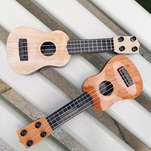 Baby Kids Learning Toys Ukulele Guitar Educational Lively Musical Instrument Toy For Kids Birthday Christmas Gifts For Children