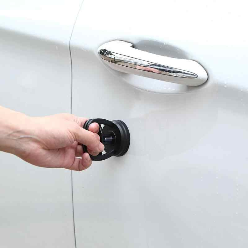 1PC Car Dent Remover PULLER เครื่องมือ Auto Body Removal เครื่องมือรถดูดถ้วย Pad ชุดซ่อมกระจก Lifter ล็อค