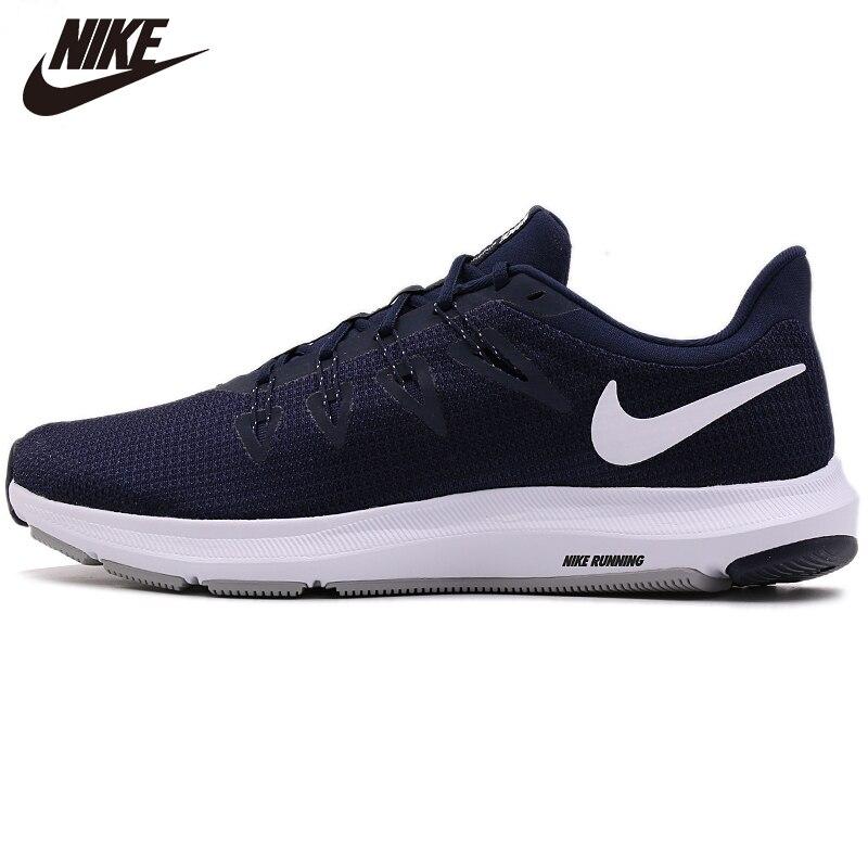 Original Mens NIKE QUEST Blue Shoe