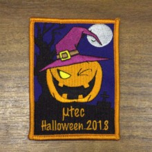 Custom your printed Iron on Patches Sew bagde Hook and Loop Patch 2