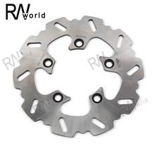 For SUZUKI GSX R 1000 2001 2015 Motorcycle CNC Rear Brake Disks Disc GSXR1000 GSX R1000 2002 2003 2004 2005 2006 2007 2008 2014
