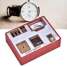 Detector de desmagnetización de pulso, probador de cuarzo de pulso de capacidad de batería, herramienta de medición de batería, accesorios de reparación de relojes