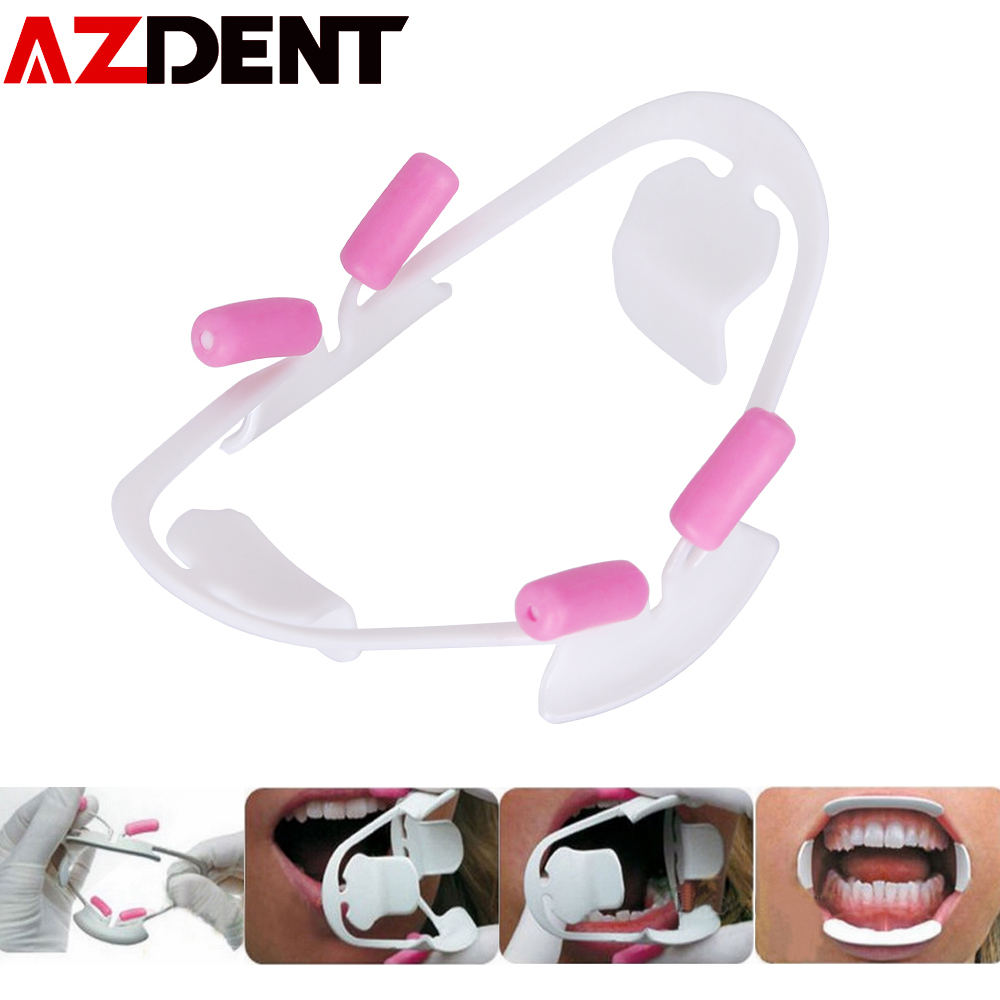 3D Oral Dental Mouth Opener Dental Instrument Lip Retractor Orthodontic Professional Dentist Tools Dentistry Materials(China)